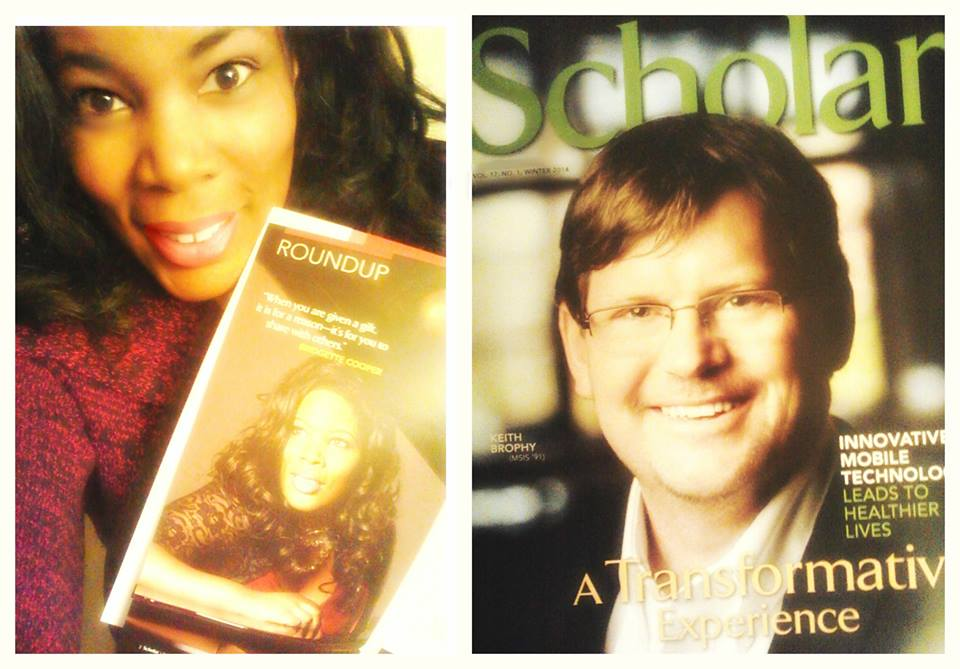 Scholar Magazine
