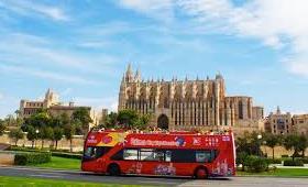Обзорный автобус  Сити Тур