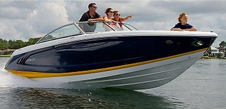 Яхта в аренду COBALT A25
