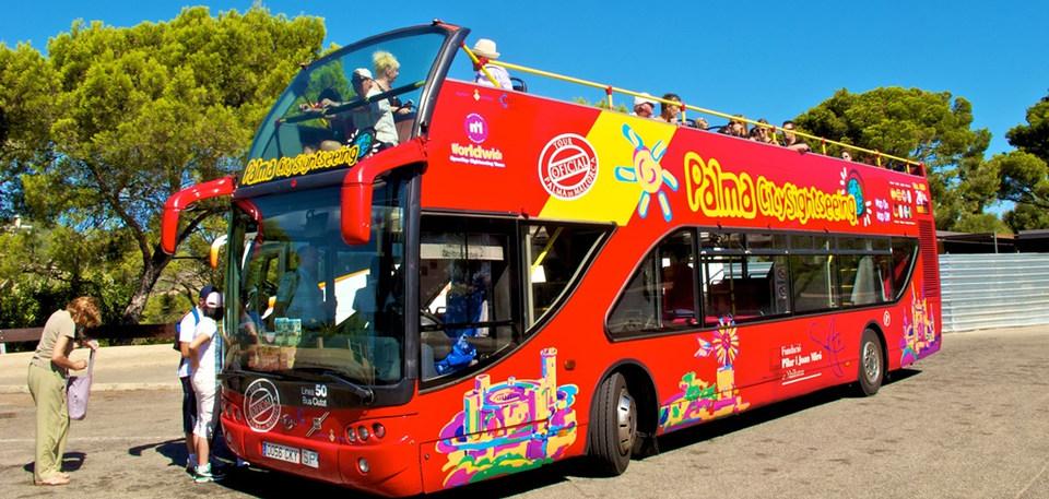 Автобус Sity Sight Seeng