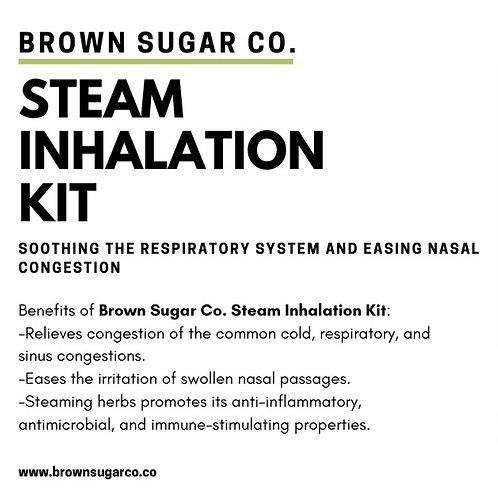 Steam Inhalation Kit