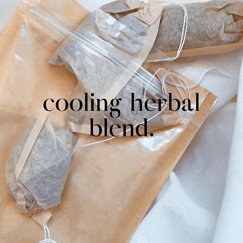 Cooling Herbal Blend (4pk)