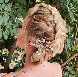 Apaixonada por esse #penteado lindo
