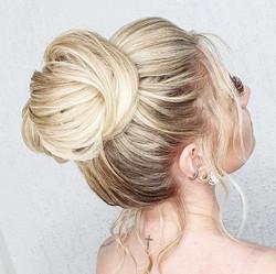 Mais uma linda opção de #penteado é o #c