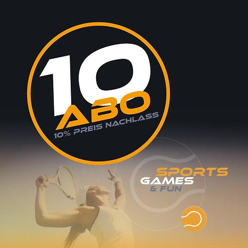 10 Abo Outdoor Tennisplatz