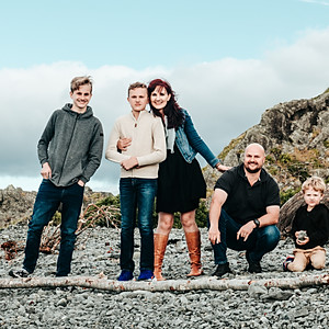 Beetge Family