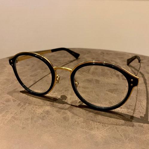 Dior ディオール exquise o3 ブラック メガネ 眼鏡