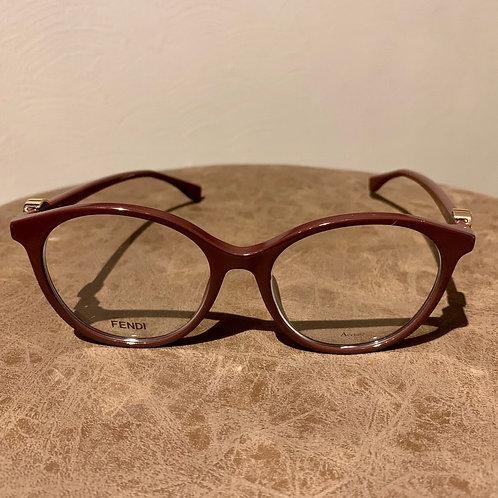 新品 正規品 FENDI フェンディ FF0336 F 8CQ メガネ 眼鏡