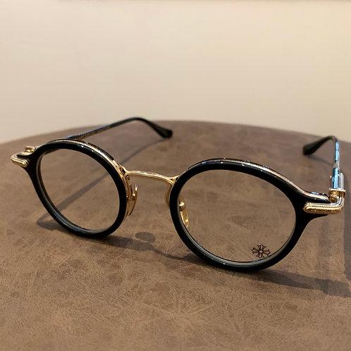 Chrome hearts クロムハーツ BRA-GILE ブラック 眼鏡 メガネ
