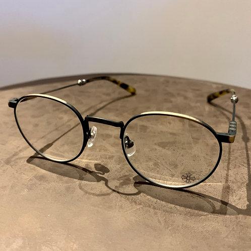 Chrome hearts クロムハーツ JUCIFER 鼈甲 メガネ 眼鏡