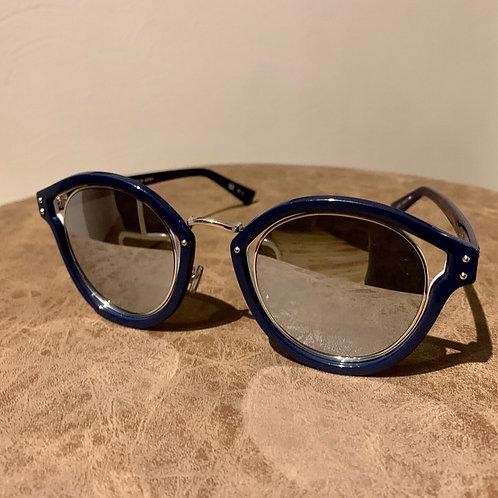 新品 正規品 Dior ディオール ELLIPTIC E18 サングラス ブラック