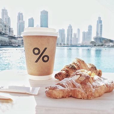 % Arabica Dubai Mall