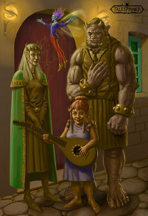 Wardens at the Guild