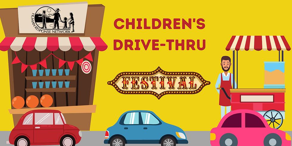 HRN's Drive Thru Children's Festival