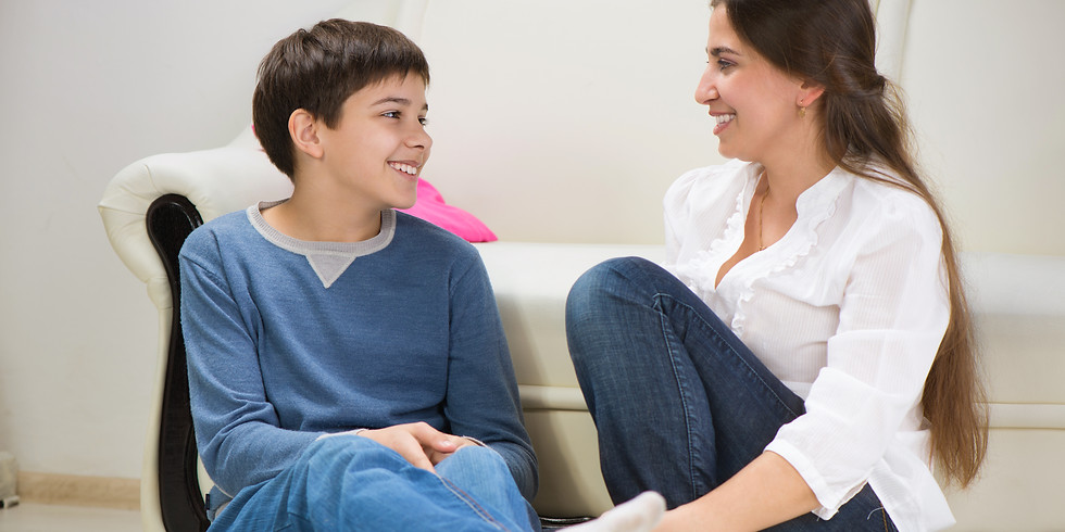 Online Parenting Class - Ages 10 to 18