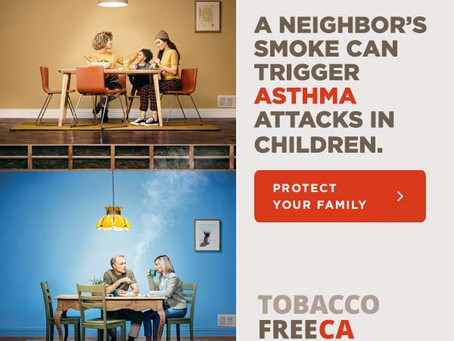 Protect Yourself and Your Family from Secondhand Smoke