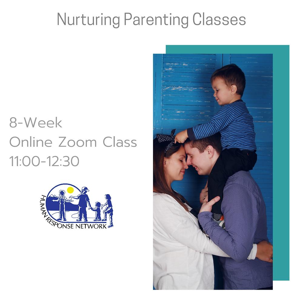 Online Nurturing Parenting Classes