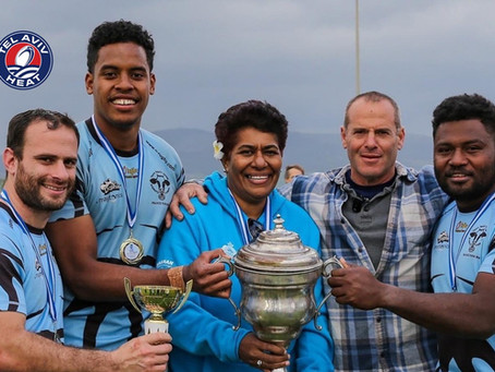 Fijian Brothers in Arms Joining Tel Aviv Heat