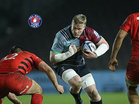 Tough Renaldo Bothma to Stamp His Authority in The Rugby Europe Super Cup