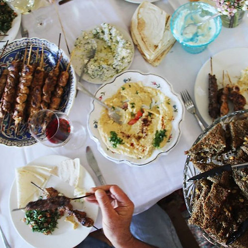 Lebanese Feast for Two