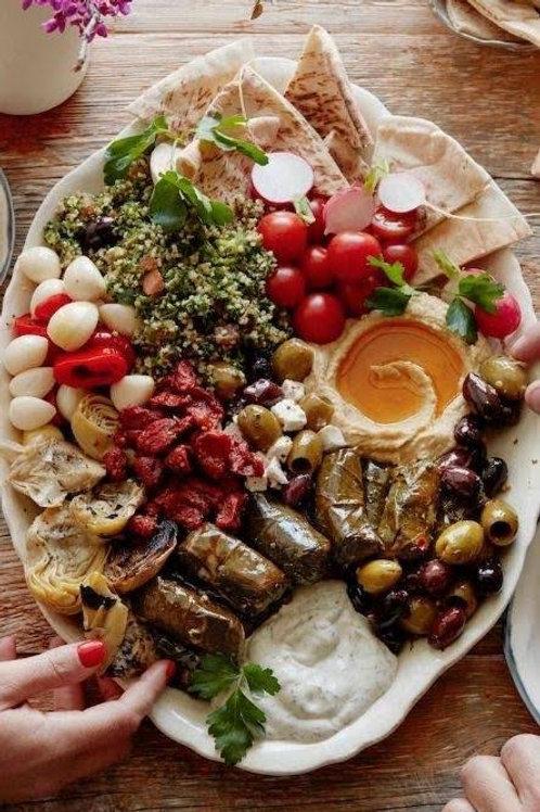 Vegetarian Lebanese