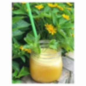 Tropical am juice