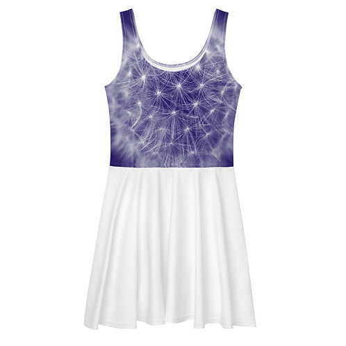 Dandelion Flare Dress