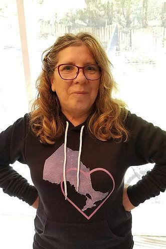 Woman's Ontario Hoodie