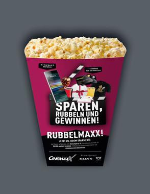"Popcorn Becker ""Rubbel Maxx!"""