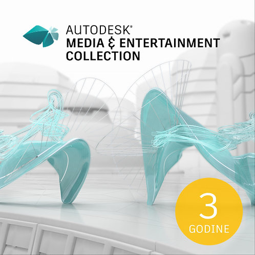 Media & Entertainment Collection New Single-user ELD 3-Year Subscription