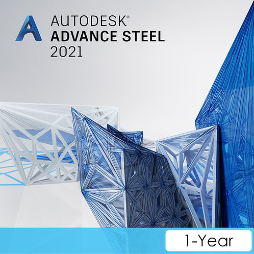 Advance Steel 2021 Commercial New Single-user ELD Annual Subscription