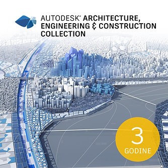 Architecture Engineering & Construction Collection New 3-Year Subscription