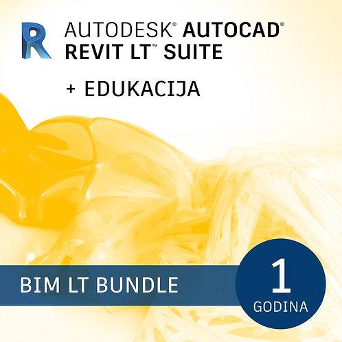 BIM LT Bundle - Annual Subscription with Education