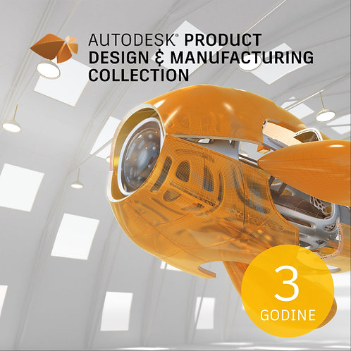 Product Design & Manufacturing Collection New Single-user 3-Year Subscription