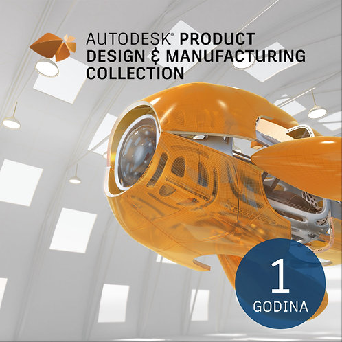 Product Design & Manufacturing Collection New Single-user Annual Subscription