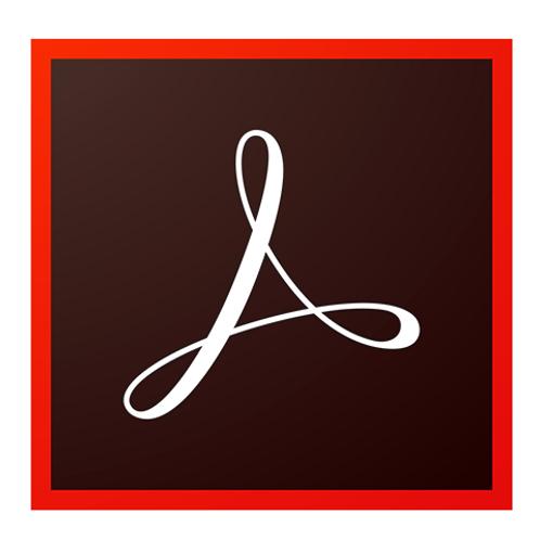 Adobe Acrobat Standard DC for teams Single-user Annual Subscription ELD