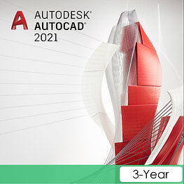 AutoCAD-including specialized Toolsets Single-user ELD 3-Year Subscription