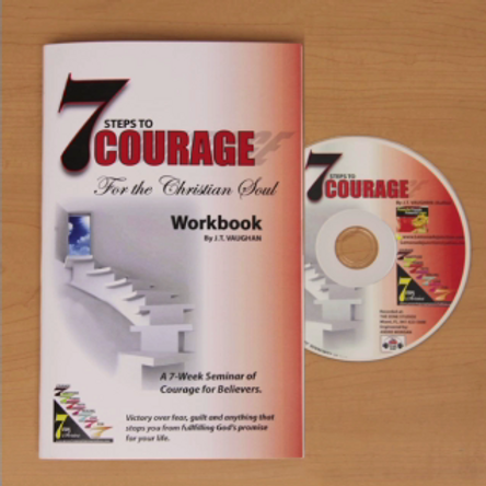 7 Steps to Courage for the Christian Soul Workbook