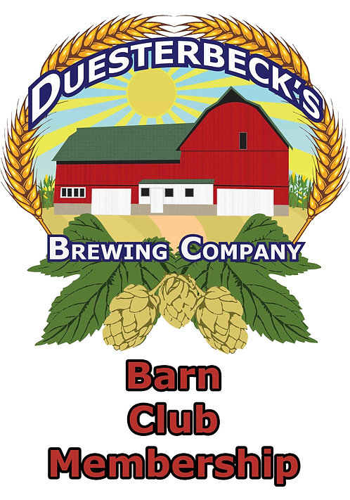 Barn Club Membership