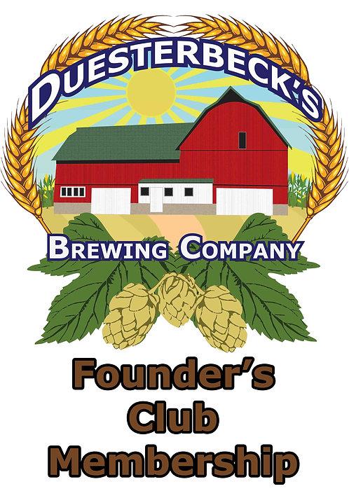 Founder's Club Membership