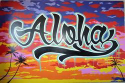 Aloha Sign at Pi 808