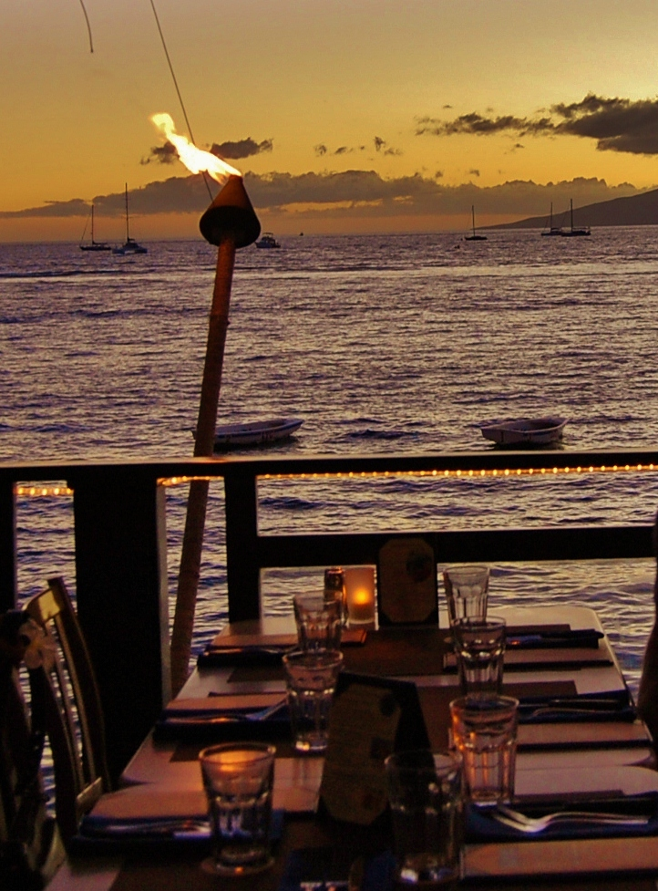 Oceanside Dining...