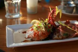 Tasting Plate, Lahaina Fish Co.