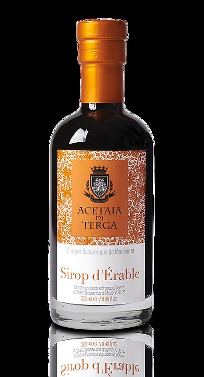 Acetaia di Terga Balsamique de Modène et Sirop d'Erable
