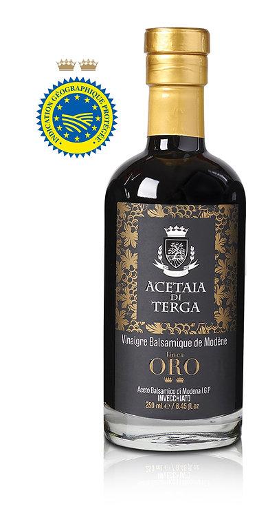 Acetaia di Terga Oro - Vinaigre Balsamique IGP