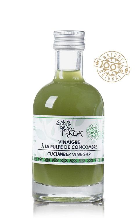 Vinaigre à la Pulpe de Concombre TERGA