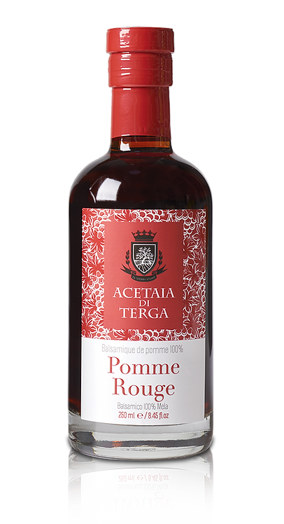 Acetaia di Terga Balsamique Pomme Rouge