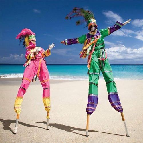 Carnival in Virgin Islands