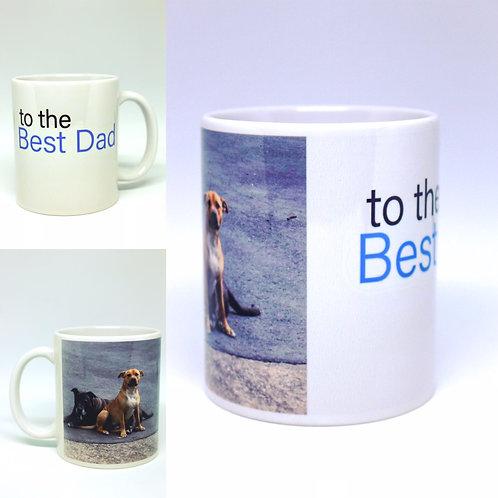 Mug (Best Dad)