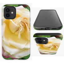 Yellow Rose Smart Phone Case.png